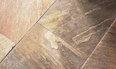 Stone-floor